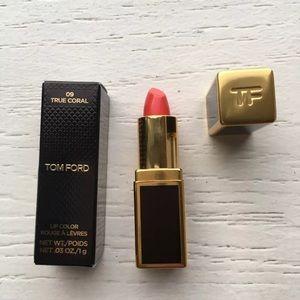 Tom Ford Lip Color Lipstick 'True Coral' Mini